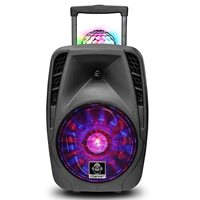 Karaoke iDANCE, Groove 426, disco LED, bluetooth, baterija, mikrofon