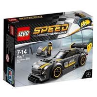 LEGO 75877, Speed Champions, Mercedes-AMG GT3