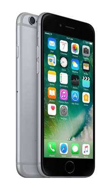 "Smartphone APPLE iPhone 6, 4.7"", 32GB, sivi"