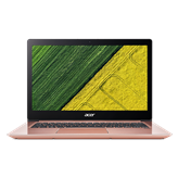 "Prijenosno računalo ACER Swift 3 SF314-52-56UX NX.GPJEX.009 / Core i5 7200U, 8GB, 256GB SSD, HD Graphics, 14"" IPS FHD, kamera, LAN, HDMI, USB 3.0, Windows 10, rozo"