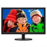"Monitor 22"" LED PHILIPS 223V5LHSB2, FHD, 5ms, 200cd/m2, 10.000.000:1, D-SUB, HDMI, crni"