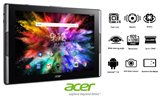 """Tablet računalo ACER Iconia 10 - A3-A50 NT.LEFEE.001, 10.1"""" IPS multitouch FHD, HexaCore MediaTek MT8176 2.10GHz, 4GB, 64GB Flash, Wifi, BT, MicroSD, 2x kamera, Android 7.0, crveno"""