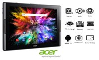 "Tablet računalo ACER Iconia 10 - A3-A50 NT.LEFEE.001, 10.1"" IPS multitouch FHD, HexaCore MediaTek MT8176 2.10GHz, 4GB, 64GB Flash, Wifi, BT, MicroSD, 2x kamera, Android 7.0, crveno"