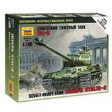 Maketa ZVEZDA, IS-2 Heavy Soviet Tank WWII, 1:100