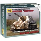 Maketa ZVEZDA, Sd.Kfz 186 Jagdtiger, 1:100