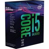 Procesor INTEL Core i5 8600K BOX, s. 1151, 3.6GHz, 9MB cache, HexaCore