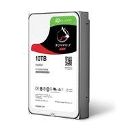 Tvrdi disk 10TB Seagate ST10000VN0004 - 1ZD101 Iron Wolf, 7.200 o/min, 256MB c., SATA