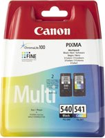 Tinta CANON PG-540 + CL-541, multipack