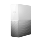 "Tvrdi disk vanjski 4000.0 GB, WESTERN DIGITAL, My Cloud Home WDBVXC0040HWT-EESN, NAS, G-LAN, USB 3.0, 3.5"", bijeli"