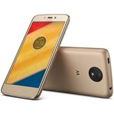 "Smartphone MOTOROLA Moto C Plus XT1723 DS, 5"" IPS multitouch, QuadCore 1.1GHz, 2GB RAM, 16GB Flash, 3G/LTE, Dual SIM, WiFi, BT, GPS, kamera, Android 7.0, zlatni"