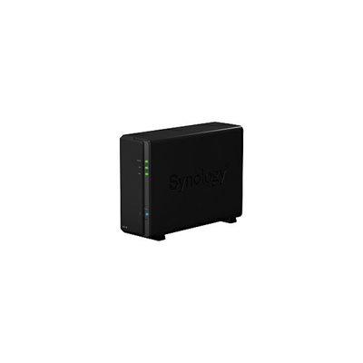 "Eksterno kućište SYNOLOGY DS118 DiskStation 1-bay NAS server, 2.5""/3.5"" HDD/SSD, Wake on LAN/WAN, USB 3.0, 1GB, QuadCore 1.4 GHz, G-LAN"