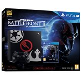 Igraća konzola SONY PlayStation 4 PRO Limited Edition, 1000GB, A Chassis, Star Wars: Battlefront II Deluxe