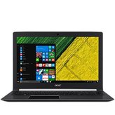 "Prijenosno računalo ACER Aspire A517-51-33B6 NX.GSUEX.006 / Core i3 6006U, 4GB, 256GB SSD, HD Graphics, 17.3"" LED FHD, G-LAN, BT, HDMI, USB 3.0, kamera, Linux, crno"