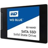 """SSD 1000.0 GB WESTERN DIGITAL Blue, WDS100T2B0A, SATA 3, 2.5"""", 560/530 MB/s"""