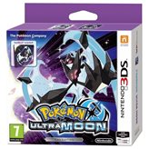 Igra za NINTENDO 3DS, Pokemon Ultra Moon Steelbook Edition 3DS