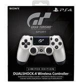 Gamepad SONY PlayStation 4, DualShock 4  Gran Turismo Sport Limited Editon, bežični, bijeli
