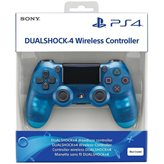 Gamepad SONY PlayStation 4, DualShock 4 v2, bežični, Translucent Blue
