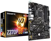 Matična ploča GIGABYTE Z370P D3, Intel Z370, DDR4, zvuk, G-LAN, SATA, M.2, PCI-E 3.0, HDMI, USB 3.1, ATX, s. 1151