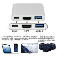 USB HUB, ASONIC, HDMI, USB 3.0, USB-C