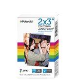 Polaroid papir ZINK Premium, 2x3, za Polaroid Snap/Snapp Touch/Z2300/Zip, 30kom