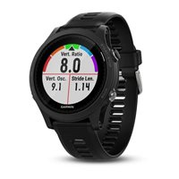 Sportski sat GARMIN Forerunner 935, GPS, senzor otkucaja,GPS,  trčanje/triatlon, crni