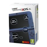 Igraća konzola NINTENDO 3DS XL, Metallic-Blue