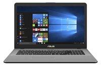 "Prijenosno računalo ASUS VivoBook Pro 17 N705UN-GC075T / Core i5 8250U, 16GB, 1000GB + 128GB SSD, GeForce GTX1050, 17.3"" LED FHD, HDMI, G-LAN, BT, USB 3.1, Windows 10, sivo + Ligitech M235 miš"