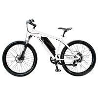 Električni bicikl XPLORER Urban NY, vel.19˝, kotači 26˝ bijeli