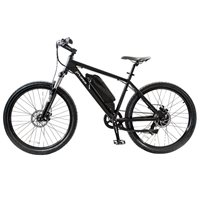 Električni bicikl XPLORER Urban NY, vel.19˝, kotači 26˝ crni