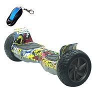 Hoverboard XPLORER Warrior Hip Hop 8˝