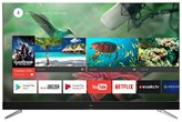 "LED TV 49"" TCL U49C7006, DVB-T2/C/S2, Android TV, Ultra HD (4K), Smart TV, WiFi, A+"