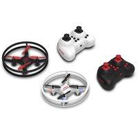 Dron SPEED-LINK SL-920003-BKWE, Racing Drones, Competition Set, upravljanje daljinskim upravljačem, crni i bijeli dron