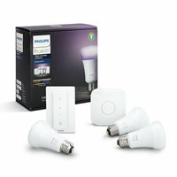 Philips HUE starter kit 3, E27 d, bijela i boja + DIMMER