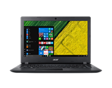 "Prijenosno računalo ACER Aspire 3 NX.GNTEX.073 / DualCore N3350, 4GB, 128GB SSD, HD Graphics, 15.6"" LED HD, kamera, HDMI, LAN, USB 3.0, Windows 10, crno"