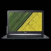 "Prijenosno računalo ACER Aspire 5 NX.GSXEX.006 / Core i7-8550U, DVD-RW, 8GB, 1000GB + SSD 128GB, GeForce MX150 2GB, 17.3"" LED FHD, kamera, HDMI, G-LAN, USB-C, Linux, crno"