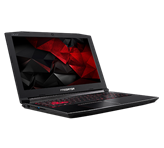 Prijenosno računalo ACER Predator Helios 300 NH.Q2BEX.015 / Core i7 7700HQ, 16GB, 1000GB + 256GB SSD, GeForce GTX 1060, 15.6'' IPS FHD, G-LAN, HDMI, USB 3.1, Windows 10, crno