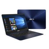 Prijenosno računalo ASUS Zenbook UX430UA-GV334T / Core i5 8250U, 8GB, SSD 256GB, HD Graphics, 14.0'' FHD, HDMI, BT, USB-C, Windows 10, plavo + Logitech H150