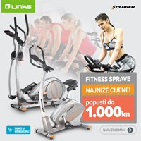 Picture of Najbolje cijene Xplorer fitness sprava u webshopu!