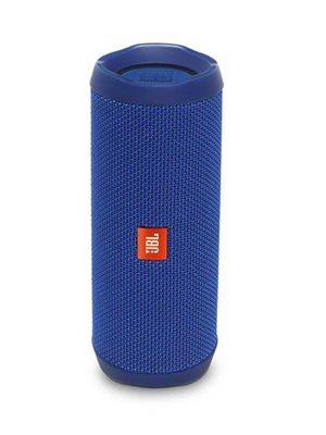 Zvučnik JBL Flip 4, bluetooth, otporan na vodu, plavi