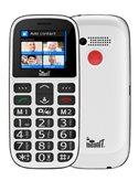 Mobitel MEANIT Veteran IV, Dual SIM, bijeli