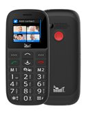 Mobitel MEANIT Veteran IV, Dual SIM, crni
