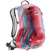 Biciklistički ruksak DEUTER Deuter Race EXP Air 12+3L, crveni