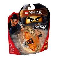 LEGO 70637, Ninjago, Cole, majstor spinjitzua