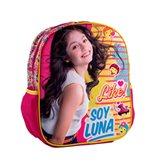 Dječji ruksak HAPPY SCHOOL, Soy Luna, 3D