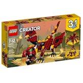 LEGO 31073, Creator, Mythical Creatures, mitska stvorenja, 3u1