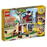 LEGO 31081, Creator, Modular Skate House, skaterska kuća, 3u1