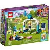 LEGO 41330, Friends, Stephanie's Soccer Practice, Stephaniein nogometni trening