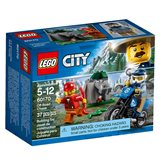 LEGO 60170, City, Off-Road Chase, terenska potjera