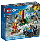 LEGO 60171, City, Mountain Fugitives, bjegunci u planinama
