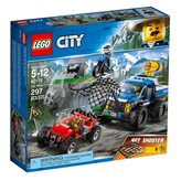 LEGO 60172, City, Dirt Road Pursuit, potjera na prašnjavoj cesti